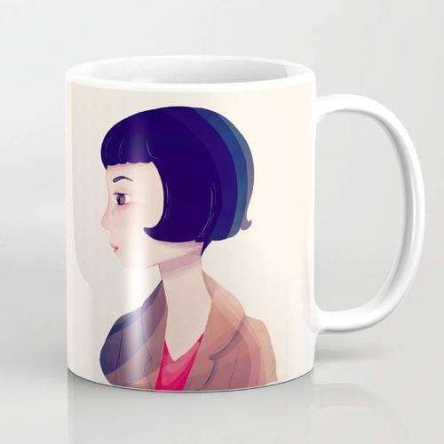 Amelie Mug - The Nomadic Attic
