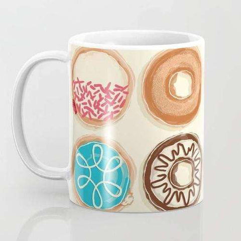 Very Cool Doughnuts Mug - The Nomadic Attic