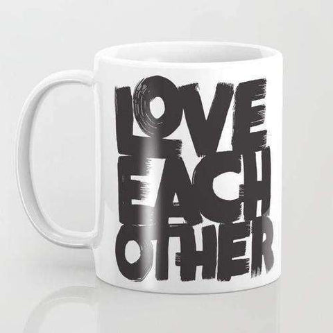 Love Each Other Mug - The Nomadic Attic