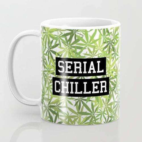 Serial Chiller Mug - The Nomadic Attic