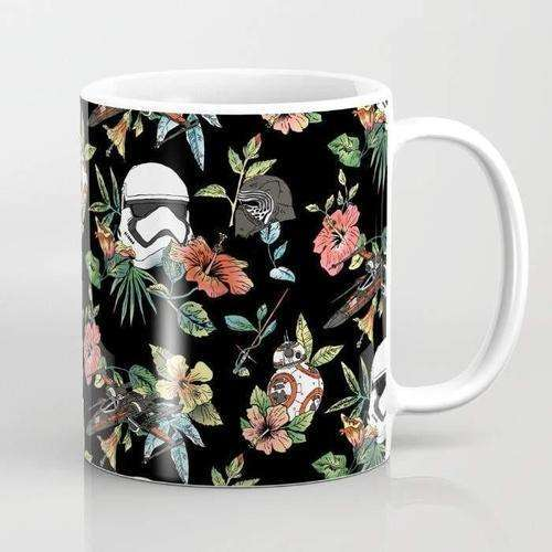 The Floral Awakens Mug - The Nomadic Attic
