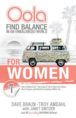 Oola for Women by Dave Braun and Troy Amdahl