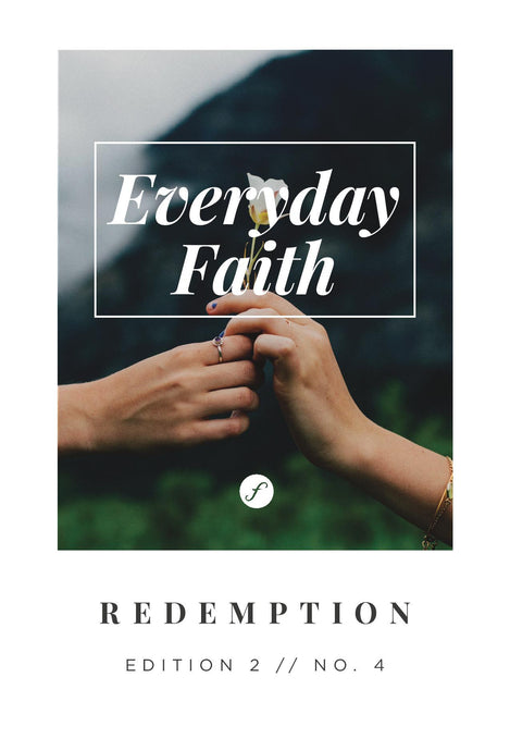 Everyday Faith Devotional REDEMPTION