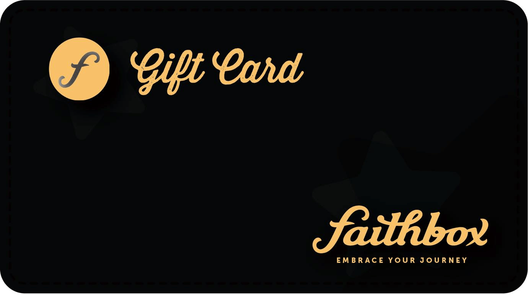 Faithbox Store Gift Card