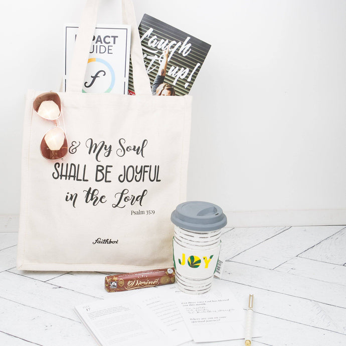 JOYFUL Eco-Friendly Canvas Bag