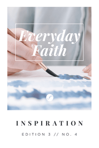 Everyday Faith Devotional INSPIRATION