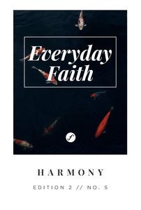Everyday Faith Devotional HARMONY