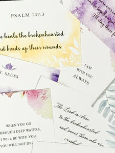Uplifting Motivational Cards
