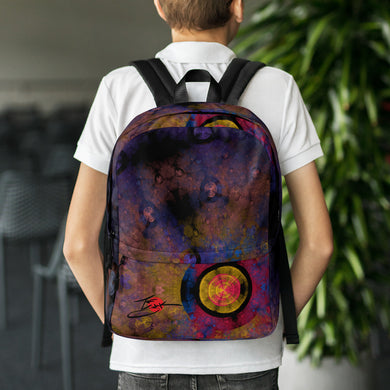Star Collider Backpack