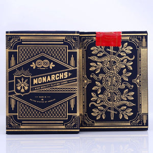 1 Deck of Theory11 Monarch Playing Cards Monarchs Poker Magic Deck by T11 Magic Tricks magic card 81240