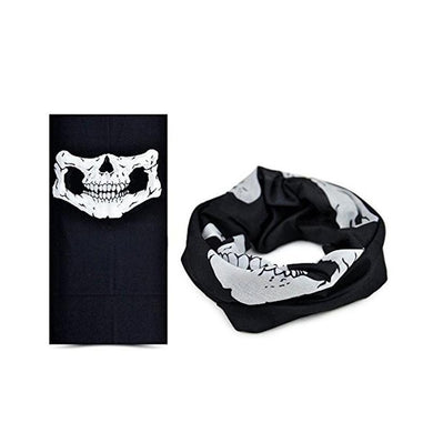 Multi Function Skull Face Mask for Cycling Sport