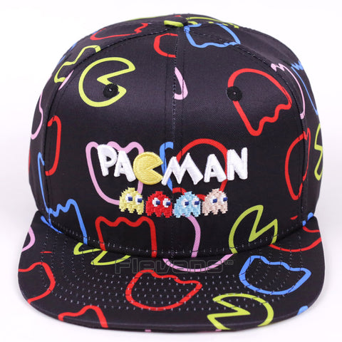 Pac-Man Crazy Colors Snapback