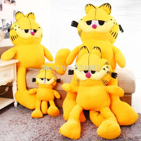"15"", 25"", 40"" Garfield Plush Toy"