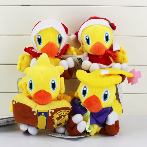 Final Fantasy Chocobo Plush Toy