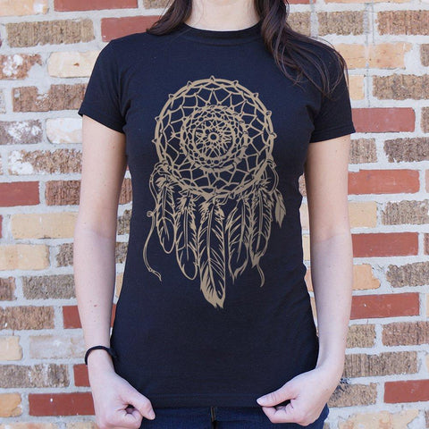 Dream Catcher T-Shirt (Ladies)