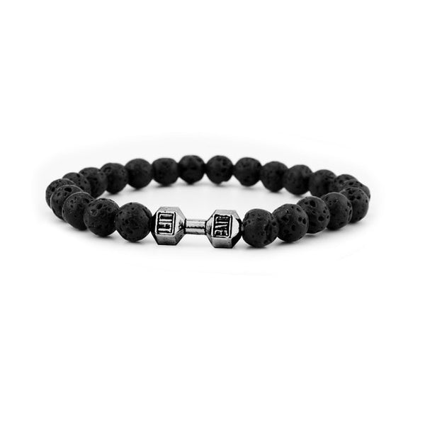 Gun Metal Live Fit Bracelet