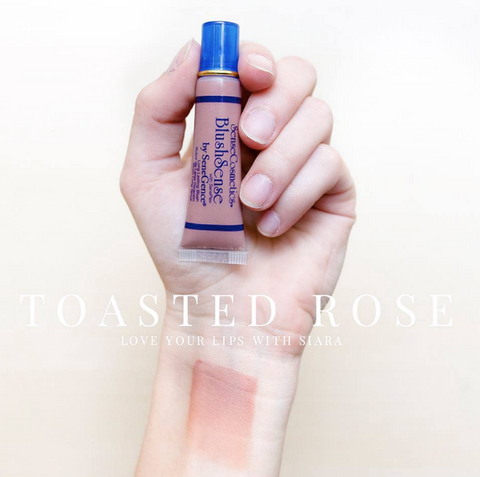 Toasted Rose Blush