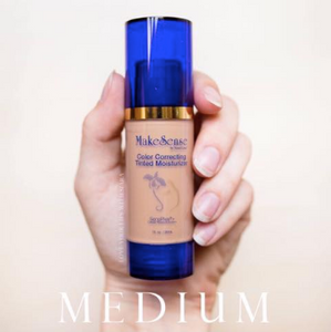 Tinted Moisturizer - Medium