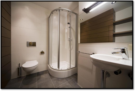 Add Luxury And Design To Your Small Spaced Bathrooms