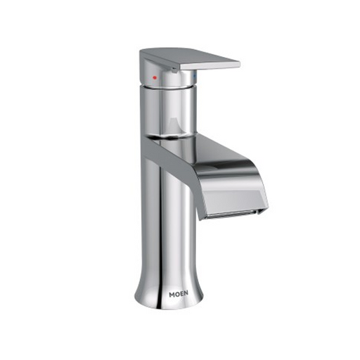 Genta Single-Handle High Arc Bathroom Faucet