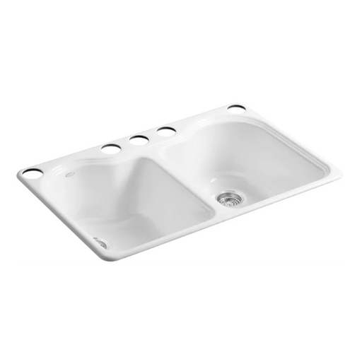 Hartland Under-Mount Double-Equal Kitchen Sink