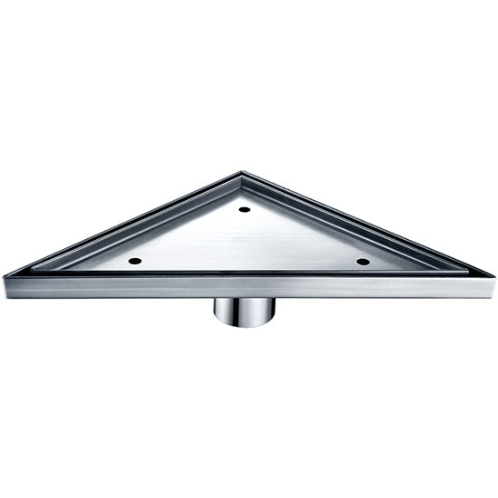Colorado River Series Triangle Shower Drain