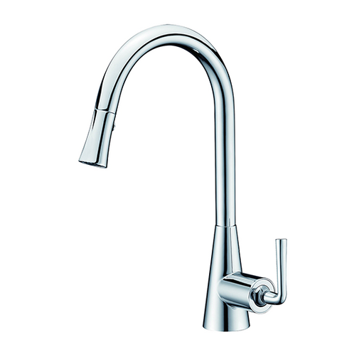 AB30 3788 Single-Handle Pull-Down Spray Sink Mixer