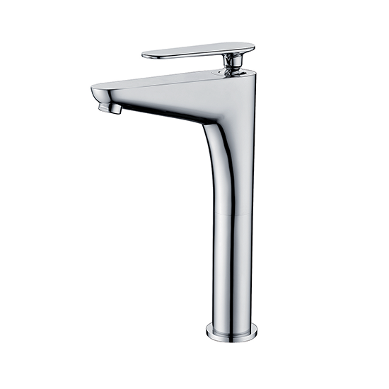 AB27 1601 Single-Handle Tall Lavatory Vessel Faucet
