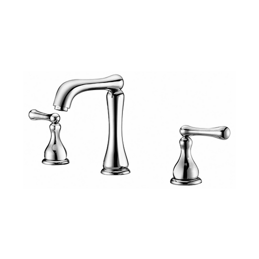 AB08 1155 Double-Handle Widespread Lavatory Faucet
