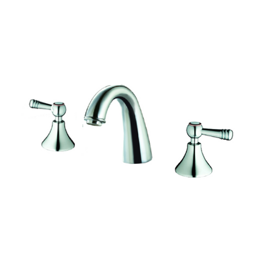 AB12 1018 Double-Handle Widespread Lavatory Faucet