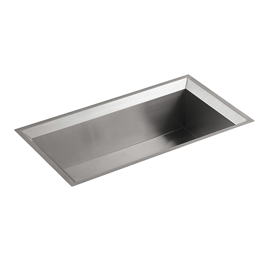 Poise Under-Mount Single-Bowl Kitchen SinK