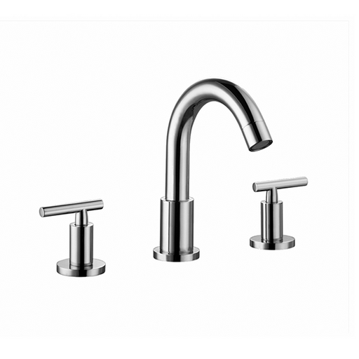 AB16 1513 Double-Handle Widespread Lavatory Faucet