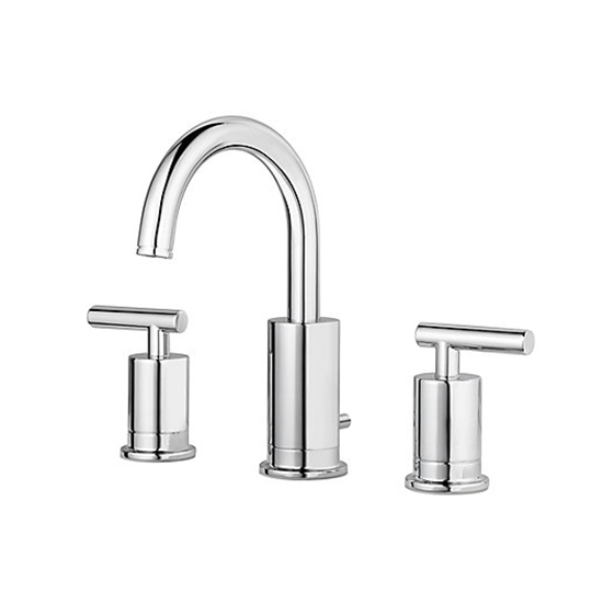 Contempra Two Handle Widespread Bathroom Faucet