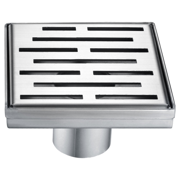 Amazon River Series Square Shower Drain 5L x 5W
