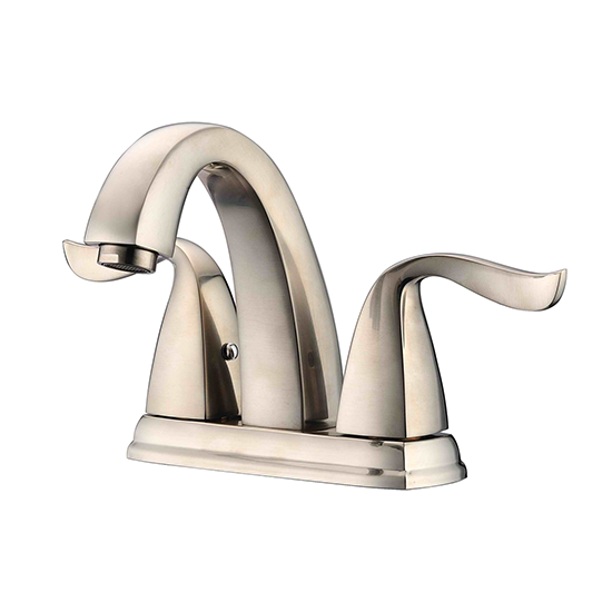 AB04 1273 Double-Handle Centerset Lavatory Faucet