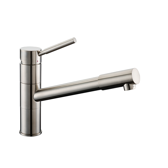 AB33 3241 Single-Handle Pull-Out Kitchen Faucet