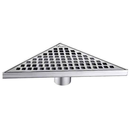 Brisbane River Series Triangle Shower Drain