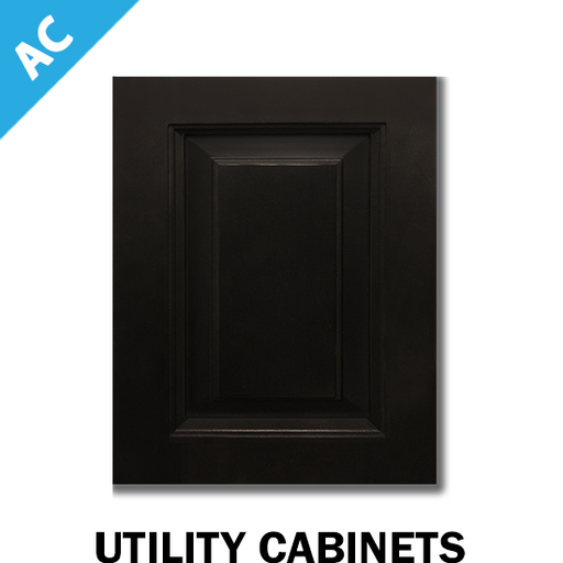 ASPEN CHARCOAL GREY - UTILITY CABINET