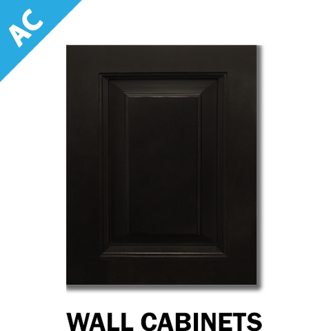 ASPEN CHARCOAL GREY - WALL CABINET