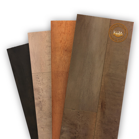 Continental Collection Premium Laminate Flooring