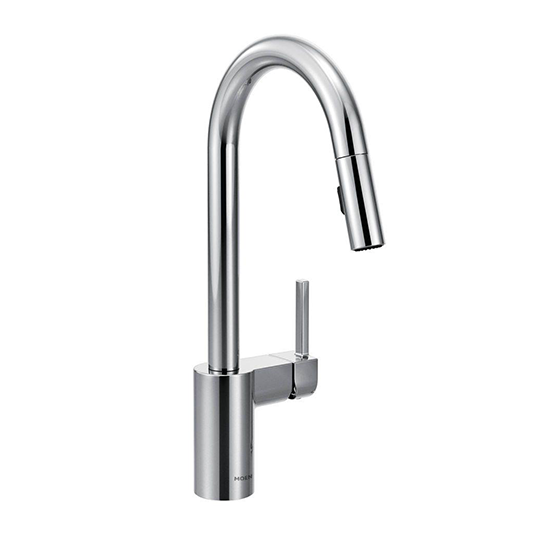 Align Single Handle High Arc Pull Down Kitchen Faucet