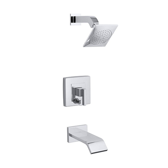Loure Rite-Temp Bath and Shower Trim Faucet