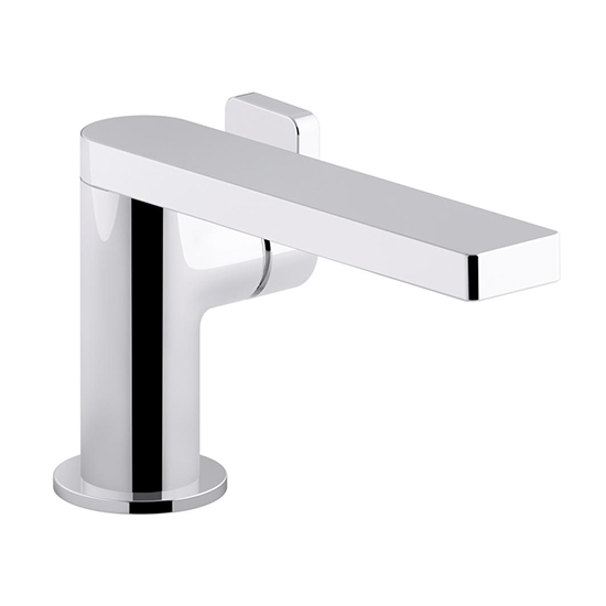 Composed Single Handle Bathroom Faucet With Drain Assembly