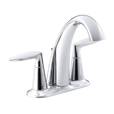 Alteo Two-Handle Centerset Bathroom Faucet
