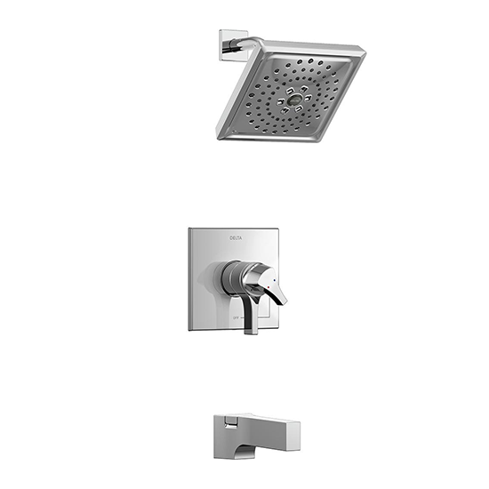 Zura H2Okinetic Tub and Shower Trim Faucet