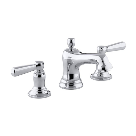 Bancroft Two-Handle Widespread Bathroom Faucet