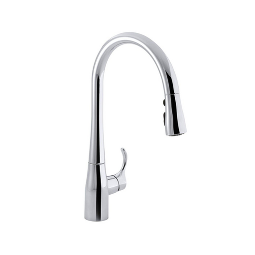 Simplice Pull-Down Sprayer Kitchen Faucet