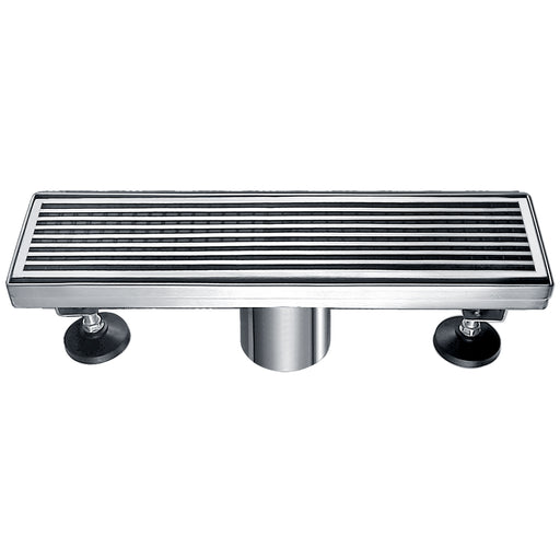 "Wheaton River Series Linear Shower Drain (12,24,32,36""L)"