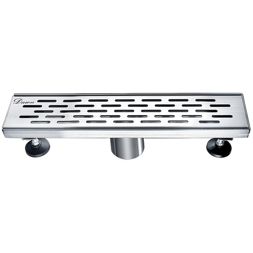 "Yangtze River Series Linear Shower Drain (12,24,32,60,47""L)"