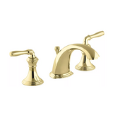 Devonshire Two-Handle Widespread Bathroom Faucet with Drain Assembly